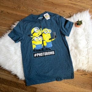 Minions graphic t-shirt
